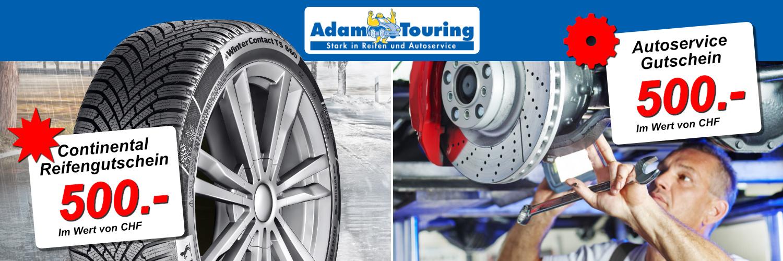 Wettbewerb - Adam Touring